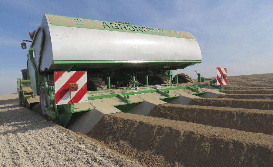 planteuse pommes de terre agronomic