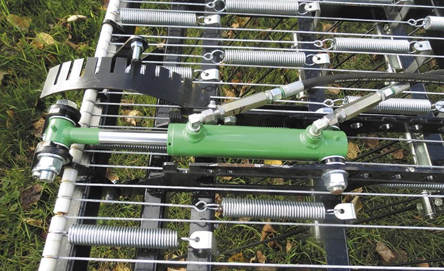 Réglage hydraulique